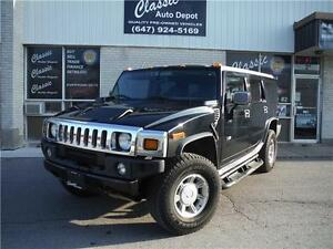2003 HUMMER H2 ** CERTIFIED**