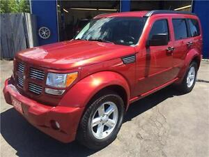 2010 Dodge Nitro SXT Heated Leather Seats / U-Connect - $13,950
