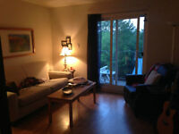 All inclusive, Balcony, updated building two bedroom avail. Sept