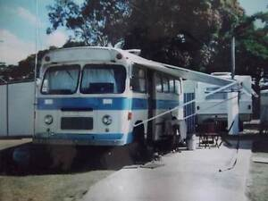 1975 Leyland Bus/Motor Home Burpengary Caboolture Area Preview