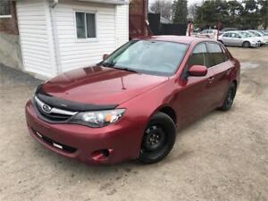 2011 Subaru Impreza AWD (4X4) Automatique 8 PNEUS *TRÈS PROPRE*
