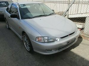 1998 Mitsubishi Lancer CE MR Silver 4 Speed Automatic Coupe Tottenham Maribyrnong Area Preview