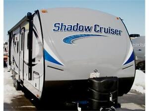 2015 SHADOW CRUISER 282BHS BUNKHOUSE