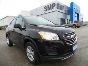 2016 Chevrolet Trax LT AWD, power seat, rem. start, back up cam,