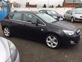 2010 Vauxhall Astra 1.6i 16V SRi 5dr 5 door Hatchback