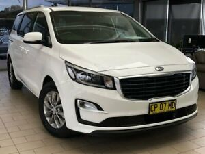 2018 Kia Carnival YP MY18 SI White 6 Speed Sports Automatic Wagon Belconnen Belconnen Area Preview