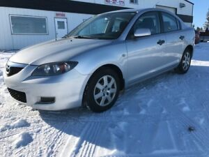 2007 Mazda Mazda3 GX Fully Inspected Automatic Low km's