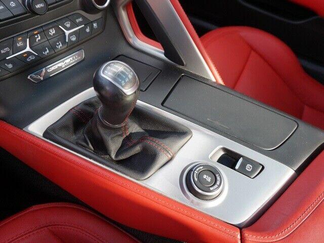 2014 White Chevrolet Corvette  Z51 | C7 Corvette Photo 9