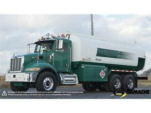 PETERBILT 340 2008 CITERNE À VENDRE / TANK TRUCK FOR SALE