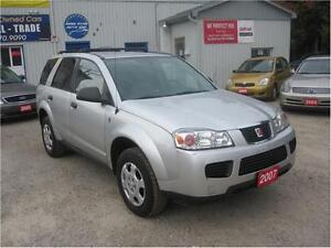 2007 Saturn VUE|NO RUST|GAS SAVER|1 OWNER|MUST SEE
