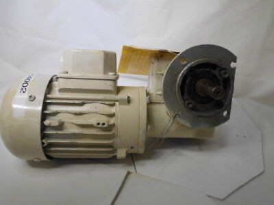 Indur Ch-4002 Basel Electric Motor With Reducer - Used