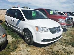 2016 Dodge Grand Caravan SXT Stow/Go and DVD
