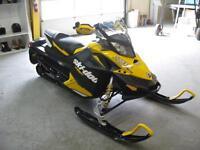 2010 Ski-Doo MXZ ADR. 600 HO E-TEC (A-1 Condition)7400Miles