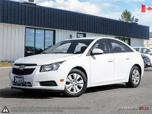 2013 Chevrolet Cruze LT Turbo,ONE OWNER,ACCIDENT FREE,B.TOOTH