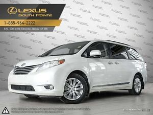 2012 Toyota Sienna Limited 7-passenger All-wheel Drive (AWD)
