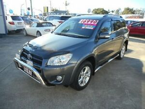 2009 Toyota RAV4 ACA33R MY09 Cruiser Grey 4 Speed Automatic Wagon Currimundi Caloundra Area Preview
