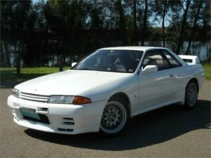 1994 Nissan Skyline R32 GTR V-Spec II White Manual Coupe Lansvale Liverpool Area Preview