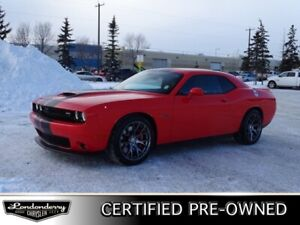 2017 Dodge Challenger SRT8 392 Accident Free,  Leather,  Heated