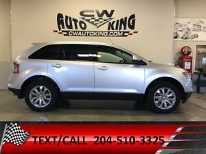 Ford Edge Sel All Wheel Low Kms Bluetooth Financing