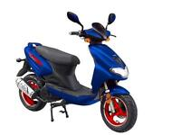 SCOOTER FUZION 4 TEMPS NEUF 2015 ARRIVAGE 10 JUIN $1799