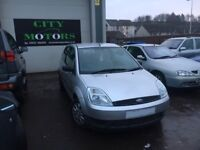 Ford Fiesta Zetec, 10 months MOT, Great Condition, Warranty, Serviced
