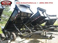 DUMP TRAILERS IN ALL SIZES - DEAL DIRECT AND SAVE LOTS OF MONEY