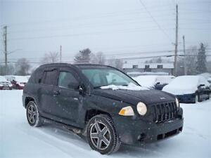 NEW WINTER TIRES!!!! Jeep Compass Sport 4X4 SUNROOF!FINANCING