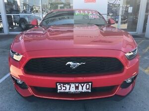 2016 Ford Mustang FM Fastback Race Red 6 Speed Manual Fastback Buderim Maroochydore Area Preview
