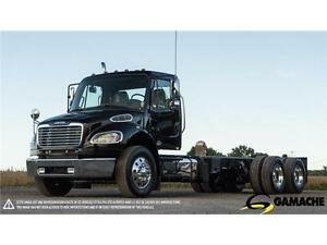 2014 FREIGHTLINER M2106 CAB & CHASSIS À VENDRE / TRUCK FOR SALE