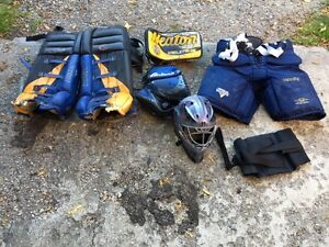 Used Goalie and Misc equipment - MAKE OFFER