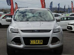 2015 Ford Kuga Ambiente Ambiente Silver Sports Automatic Wagon