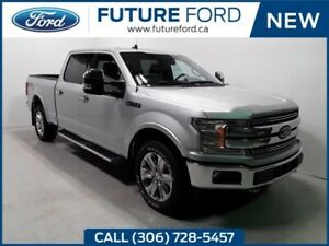 2019 Ford F-150 LARIAT|MAX TRAILER TOW PACKAGE|FX4 OFF ROAD|NAVI