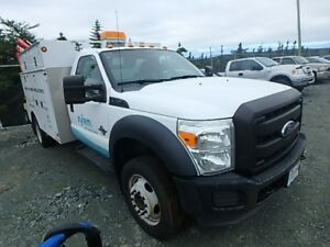 2011 Ford F-450 XL 3 Passenger Diesel Accident Free Super Duty 