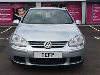 Volkswagen Golf 1.9TDI 2008 Match ** GOOD/BAD CREDIT CAR FINANCE *** FROM £25 P/