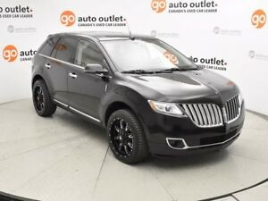 2013 Lincoln MKX Base All-wheel Drive