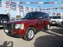 2002 Land Rover Range Rover HSE HSE Burgundy 5 Speed Automatic Wagon Gepps Cross Port Adelaide Area Preview