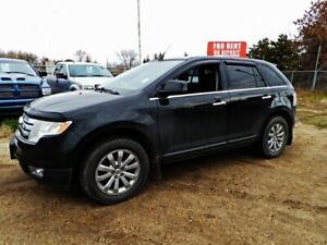 2010 Ford EDGE Limited For Sale Edmonton