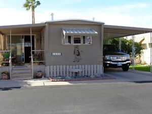 Mobile Home, Yuma, Arizona – Mesa Park Terrace 55+