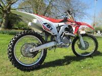 Honda CRF450R 450cc (16MY) Moto Cross 2016MY