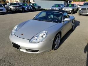 2000 Porsche Boxster CONVERTIBLE - SWEET RIDE OFF SEASON PRICE
