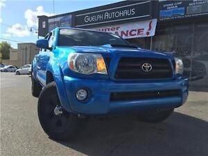 2007 Toyota Tacoma TRD 4X4 DOUBLE CAB - 1 owner - low k