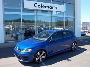 NEW 2017 Volkswagen Golf R - Tech Package - Limited Availability