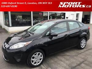2013 Ford Fiesta! New Brakes! A/C! **ONLY 68,000 KMs** Keyless!