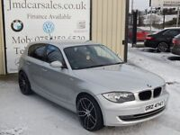 BMW 1 SERIES 120D SE 2.0 175BHP 5DR (FINANCE & WARRANTY AVAILAB (silver) 2008