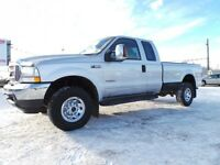 2004 Ford F350 4WD SUPERCREW For Sale Edmonton
