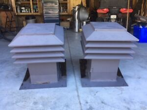 Roof Vents - Used