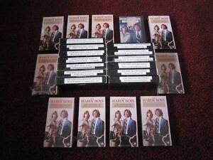 The Hardy Boys - Seasons 1, 2 and 3 on VHS Video (NTSC). TV Shows Armidale Armidale City Preview