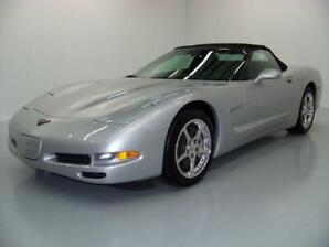 2001 Corvette Convertible - Like New!