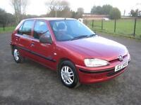2001 Peugeot 106 1.1 Zest 2 5dr