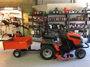 Chainsaw, Trimmer, Leaf Blower, Snowblowers & much more!